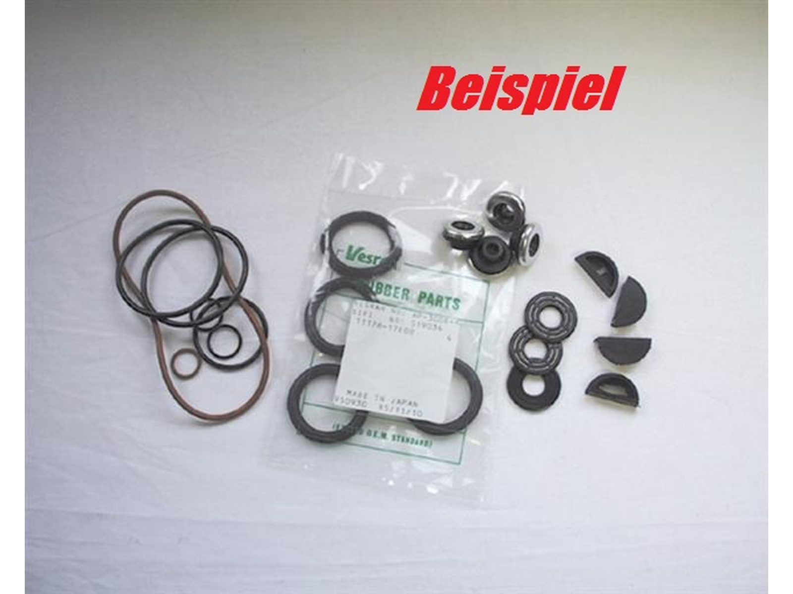 Ventildeckeldichtung Kawasaki Kz400 A/D